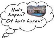 Huis kopen of huren in het buitenland