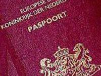 welke achternaam op paspoort